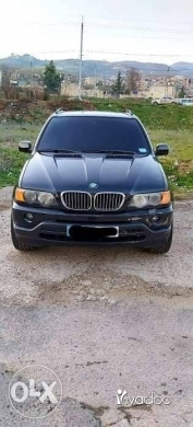 BMW in Tripoli - Bmw x5 2002 v8 4.4