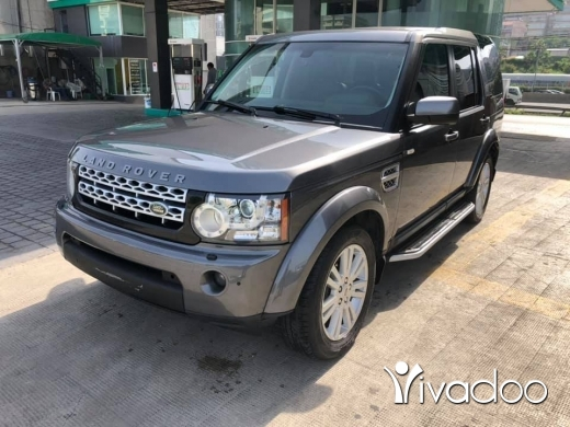 Rover in Beirut City - Land rover LR4