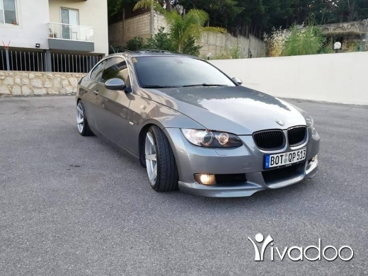 BMW in Nabatyeh - E92 328 2007