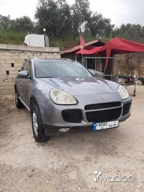 Porsche in Beirut City - Porche kayenne 2005