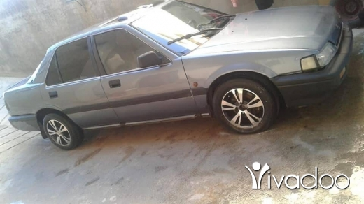 Honda in Chtaura - هوندا اكورد ٨٧ خارقة بداكش على بأم