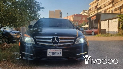 Mercedes-Benz in Beirut City - Mercedes Benz c250 2011 full options