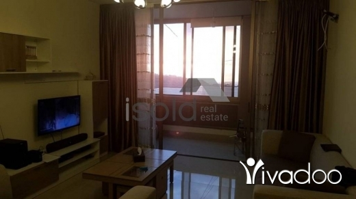 Apartments in Bsaba - A furnished 120 m2 apartment for sale in Bsaba / Bseba