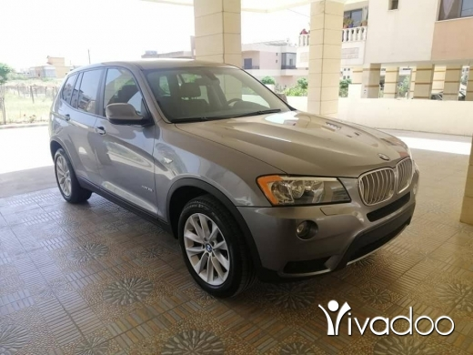 BMW in Chtaura - bmw x3 x drive 2.8i 2014 clean carfax