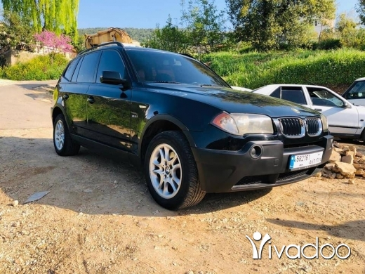 BMW in Beirut City - For sale 2004 panoramic 2.5 mouter jdid