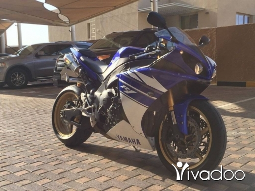 Motorbikes & Scooters in Khalwat - 2015 yamaha yzf r1