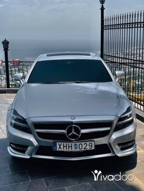 Mercedes-Benz in Tripoli - CLS 550. ,2012, ajnabyeh clean super ndife