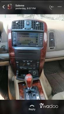 Cadillac in Beirut City - Cadilak srx