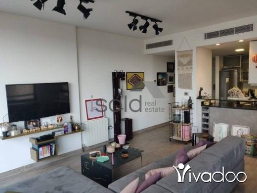 Apartments in Achrafieh - A 105 m2 apartment for sale in Achrafieh