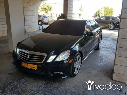 Mercedes-Benz in Zahleh - Mercedes e350 2010 very clean fully loaded for more info call : 76019980
