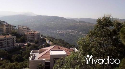 Villas in Baabdat - L00785 Spacious & Elegant Villa for Sale in Luxurious Street in Baabdat Metn