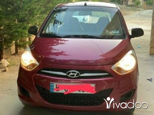 Hyundai in Aramoun - Hundi I10 2015 15 malion w 800 alf...70/856 444