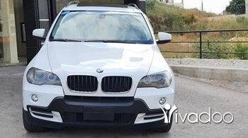 BMW in Tripoli - X5 2008