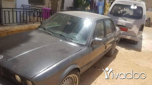 BMW in Tripoli - E30 batta model 85 سعرا علبناني مليون وتمنميت الف