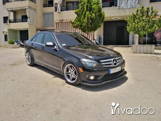 Mercedes-Benz in Zahleh - C 350 2008