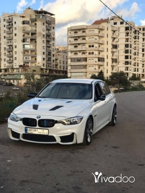 BMW in Tripoli - 2013 F30 328