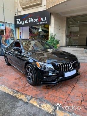 Mercedes-Benz in Beirut City - Mercedes-Benz C300 Coupe 2017