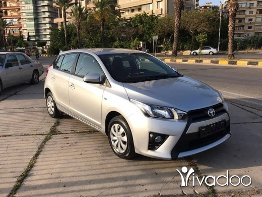 Toyota in Beirut City - Toyota yaris 2017