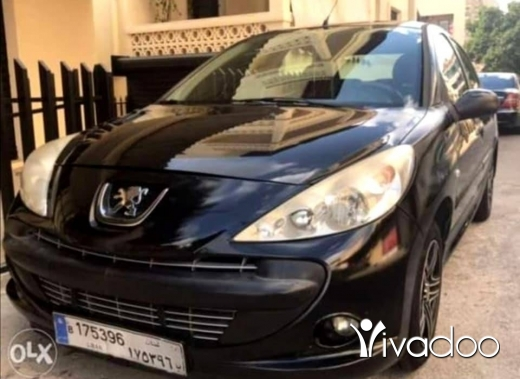 Peugeot in Beirut City - Peugeot 206 +