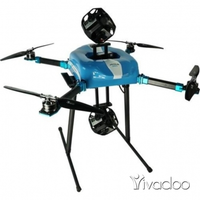 Cameras, Camcorders & Studio Equipment in Accaoui - Drone Volt Janus 360 Virtual Reality 360 Degree Quadcopter Drone