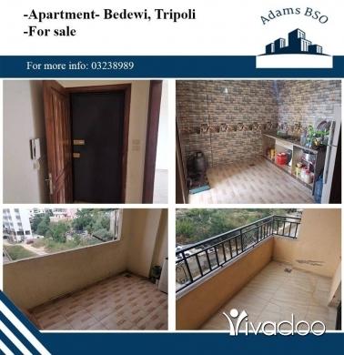 Apartments in Tripoli - شقة مميزة ولقطة للبيع في طرابلس, جبل البداوي,