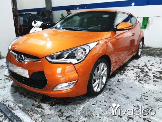 Hyundai in Tripoli - Hyundai veloster 2016 like new