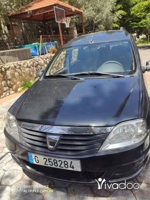 Dacia in Beirut City - Dacia Logan 7 seats