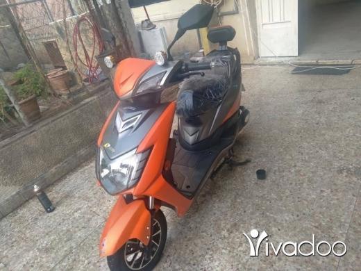 Motorbikes & Scooters in Saida - موتسيك جديدة بطاريات جداد للبيع سعرها قابل للنقاش للتواصل على الرقم 81839311