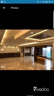 Apartments in Beirut City - للبيع شقة ٣٣٠م في بعبدا فخمة جدا مفروزة حديثا شك مصرفي $$$ تل 81894144