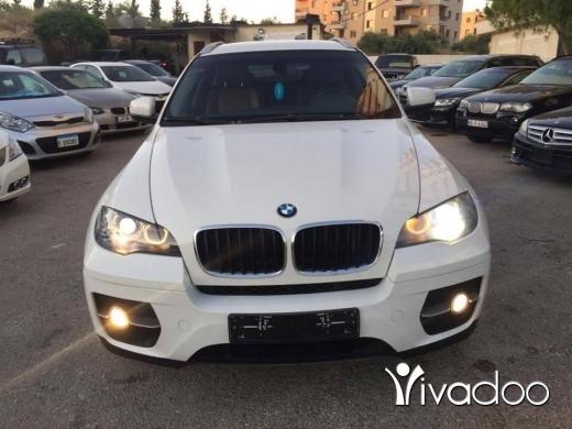 BMW in Tripoli - X6 mod 2009 masdar cherki call 03172009