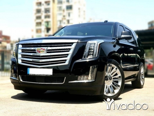 Cadillac in Beirut City - Escalade Platinum Edition / Like New / Low mileage