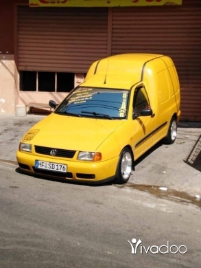 Renault in Beirut City - rapid caddy
