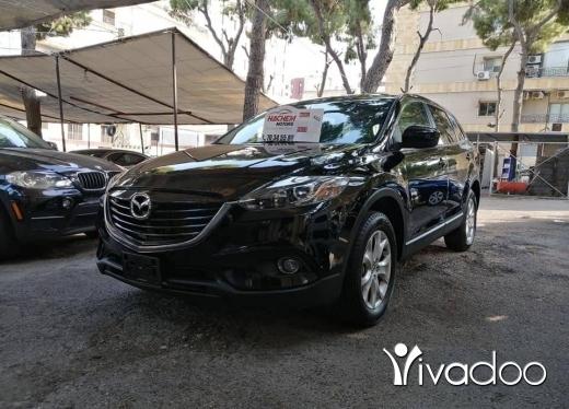 Mazda in Beirut City - CX9 BLACK /black 2013 Turing AWD navigation