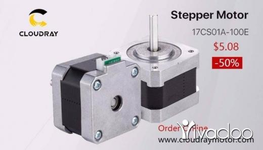 Other Goods in Ariya - 17 Stepper Motor42 x 42mm, 2-Phase Stepper Motor