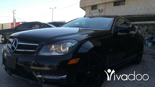 Mercedes-Benz in Beirut City - C 250 coupe 2012 clean carfax no accidents full options