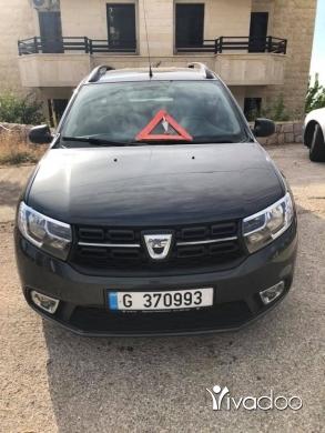 Dacia in Zgharta - Dacia Logan