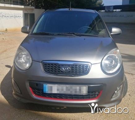 Kia in Tripoli - Kia Picanto EX 2011