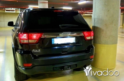 Jeep in Beirut City - Jeep grand cherokee 2012 look 2015
