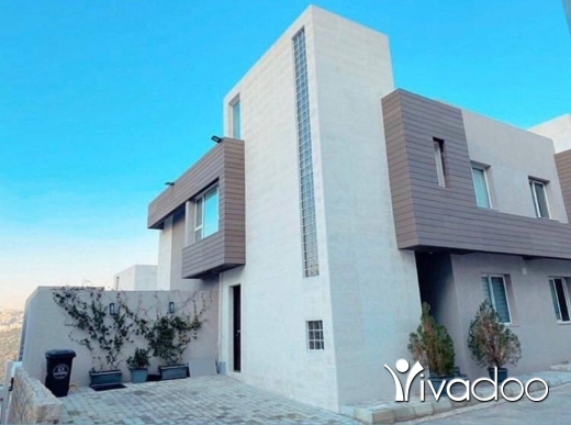 Villas in Qornet El Hamra - 3 Floor Villa at 275,000$ Banker's check in USD are acceptable