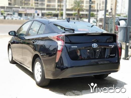 Toyota in Beirut City - 2016 Prius Hybrid
