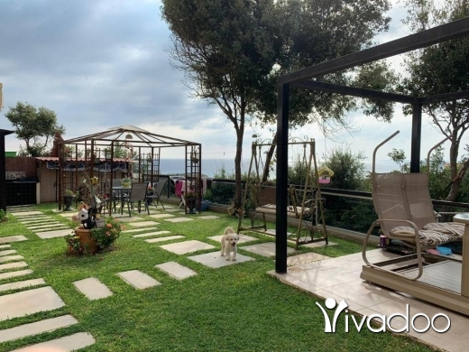 Apartments in Koubba - L06050 Apartment for Sale with Garden in Kouba Batroun