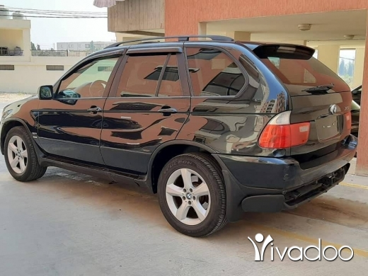 BMW in Tripoli - Bmw X5 2004 3.0