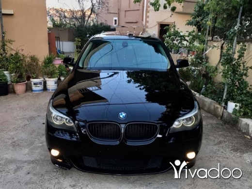 BMW in Nabatyeh - Bmw 525i 2007 orginal look M sport packege comfort