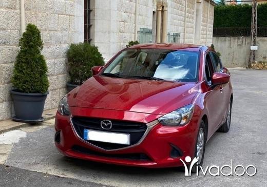 Mazda in Beirut City - 2017 Mazda 2 / One owner