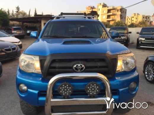 Toyota in Tripoli - Toyota tacoma mod 2005 vitess 3adi 6 cyl call 03172009