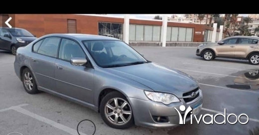 Subaru in Beirut City - Subaru legacy 2008