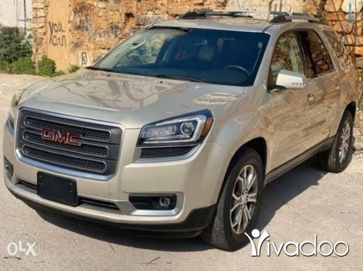 CMC in Beirut City - Gmc acadia 2016