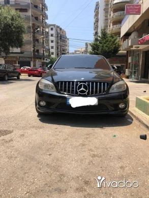 Mercedes-Benz in Tripoli - C350 (2008) Look AMG Ankad