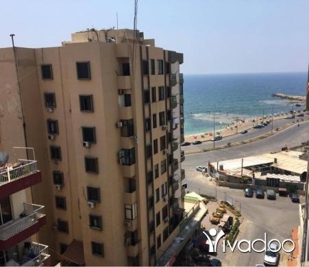 Apartments in Tripoli - شقةً للبيع في الميناء مطلة عالبحر