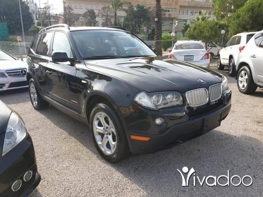 BMW in Beirut City - 2009 bmw x3 3.0 premium pkg 03939299